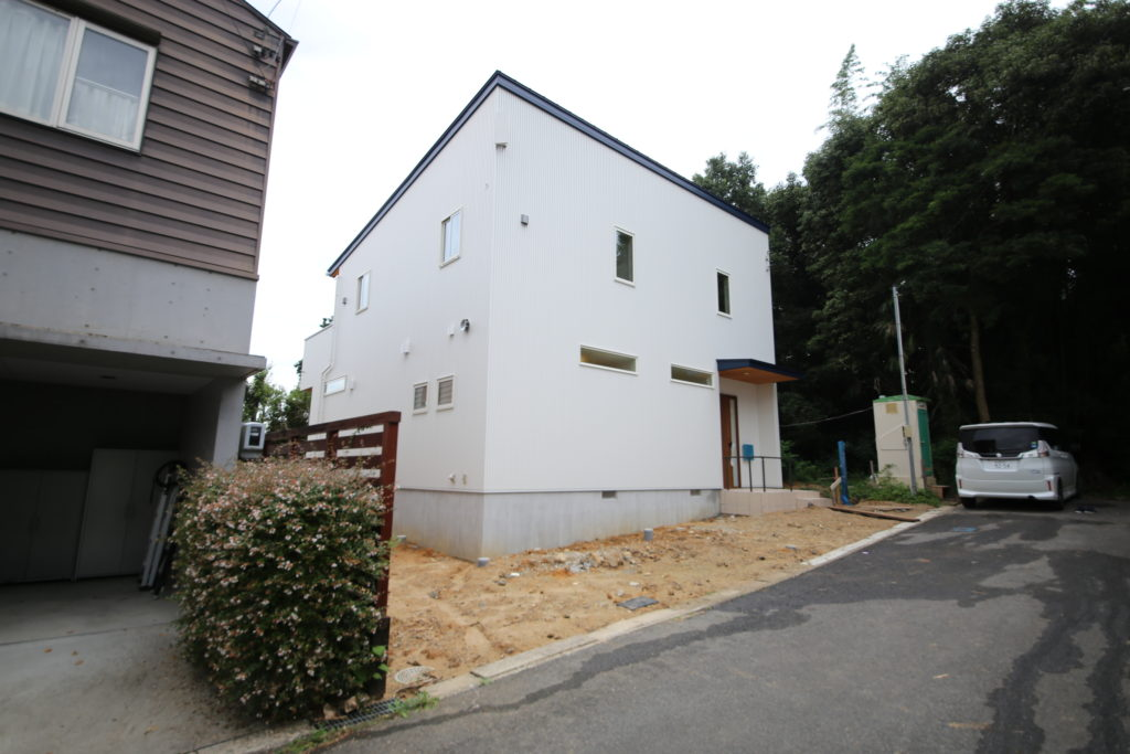 【3日間限定!】日進市岩崎町にて「丘の上の白いお家」OPEN HOUSE 開催します!