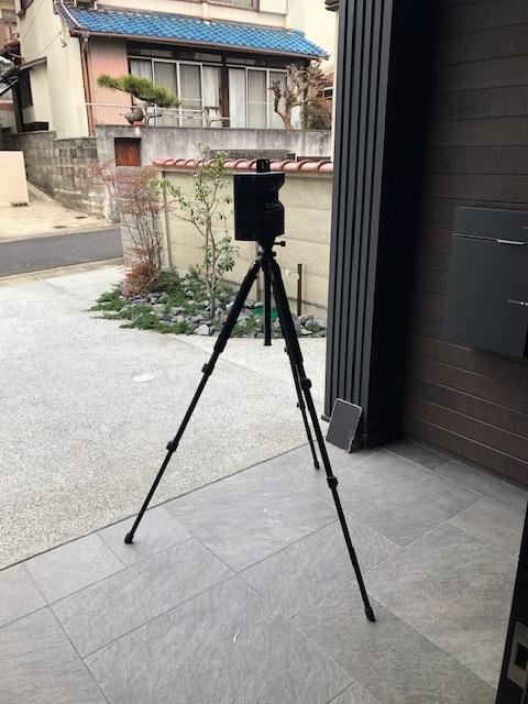 360°空間3D撮影